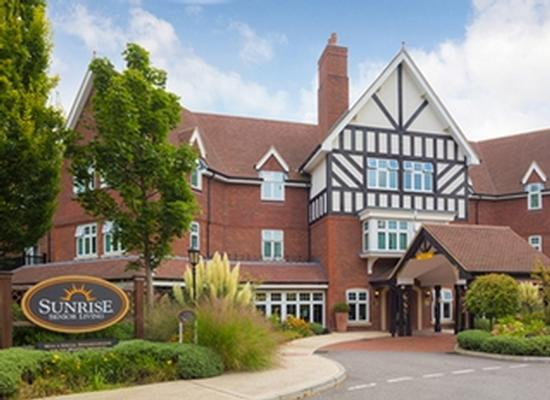 New telephone system for Sunrise Senior Living Bagshot