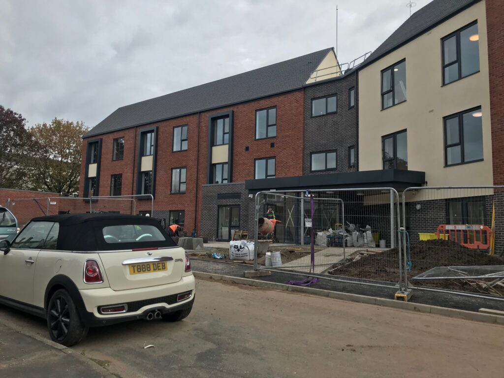 New WCS Care Home installation completed