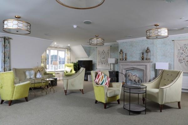 Berkley interior - CASE STUDY: BERKLEY CARE HOME